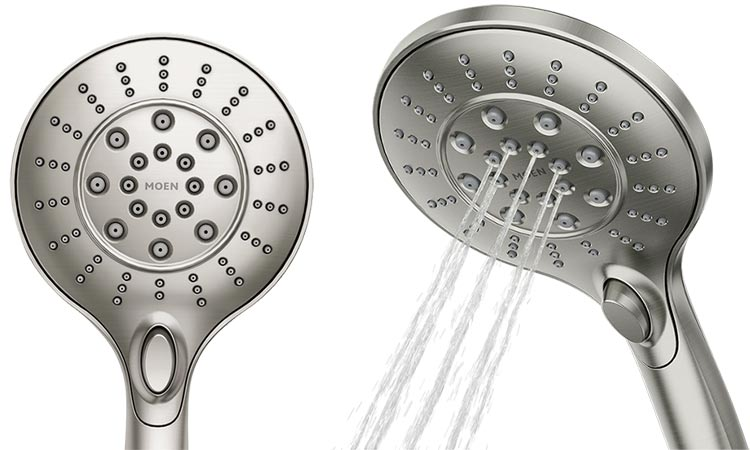 Best Moen Magnetix Shower Heads - Reviews
