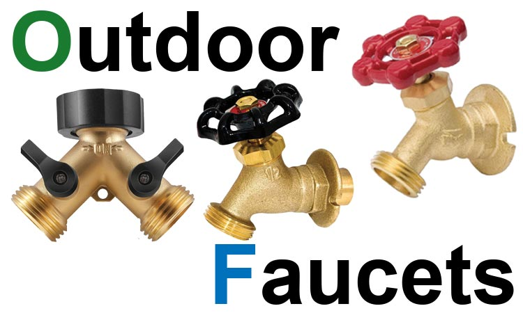 Best outdoor Faucets Review