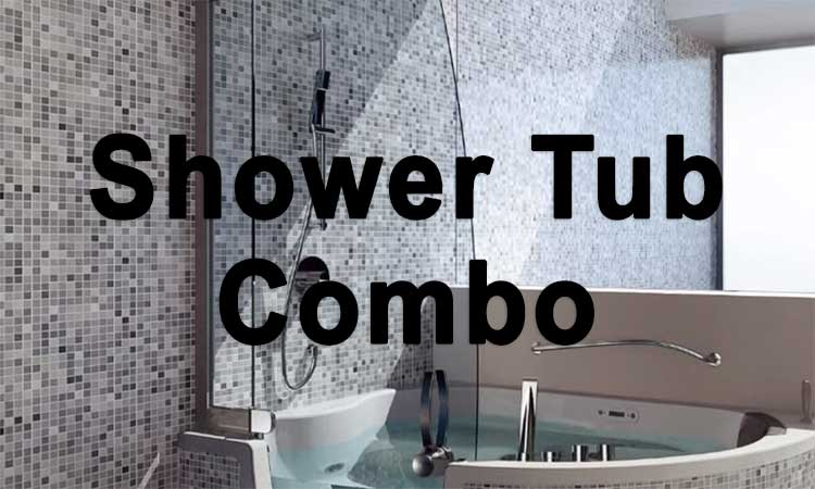 Best Shower Tub Combo