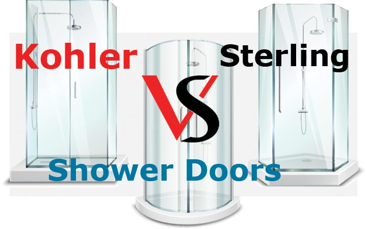 Kohler VS Sterling Shower Doors