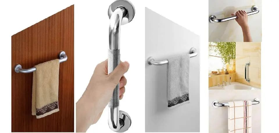 Where And How To Install Bathroom Grab Bars